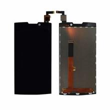Highscreen Boost 2 Se 9267 için LCD Ekran Dokunmatik Ekran Cep Telefonu Lcd'ler Digitizer Meclisi Yedek parça Araçları
