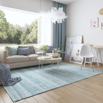 Nordic Simple Style Striped Soft Carpets For Living Room Bedroom Kid Room Rugs Home Carpet Floor Door Mat Fashion Large Area Rug