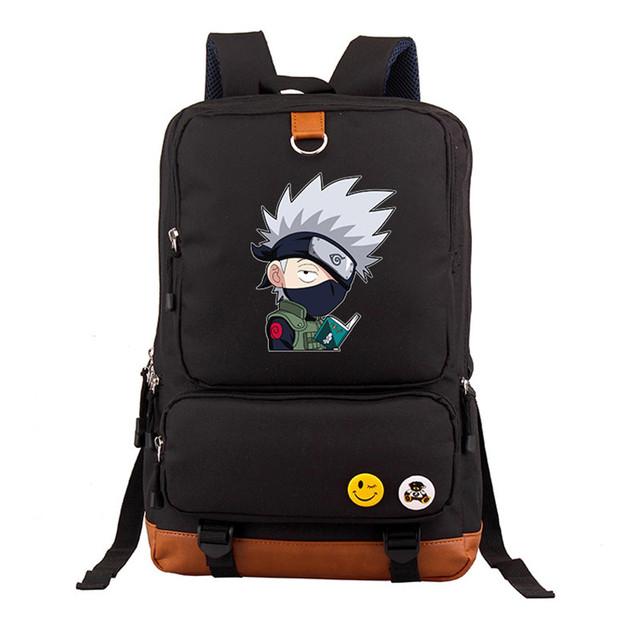 Naruto Theme Backpack (16 design)