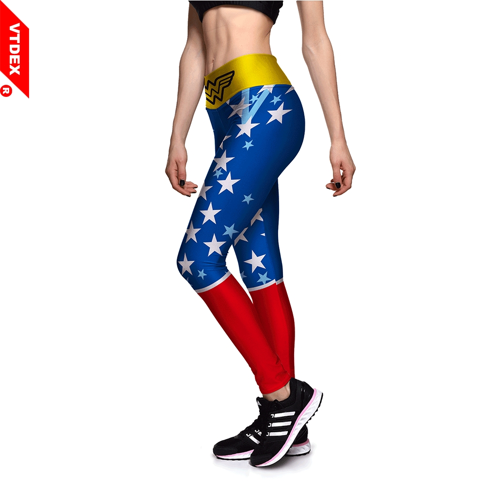 6947ccff85fbd Wonder Women Yoga Pants Sports Fitness Leggings - Womens Shapewear