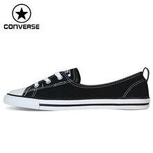 Original nueva llegada 2016 Converse Ballet Lace mujeres zapatillas de skate zapatillas de lona