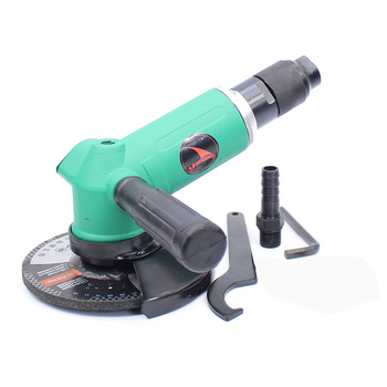 YOUSAILING Quality 5 Inches (125mm) Pneumatic Angle Grinder 110 Degree Air Grinder Machine Pneumatic Grinding Grinder Tool 125MM