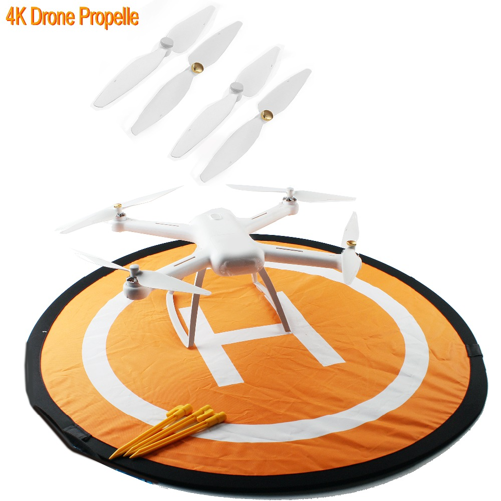 4PCS CW//CCW Propellers Quick Release Paddle For Xiaomi Mi 4K Version RC Drone
