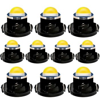 10 sztuk T4 T4 2 LED Super Bright wysokiej jakości doprowadziły samochód deska Instrument lampa panelowa Auto Dashboard ocieplenie wskaźnik światło klinowe 10X tanie i dobre opinie RAISE STAR CN (pochodzenie) Światła instrumentów Other 12 v Uniwersalny