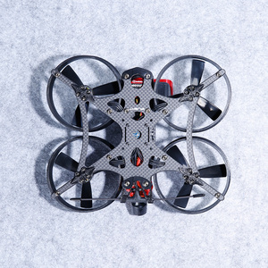Image 5 - iFlight MegaBee Frame SucceX F4 Flight Controller 35A 4 IN 1 ESC XING 1408 3600KV Brushless Motor addx.us Ratel Camera For Drone