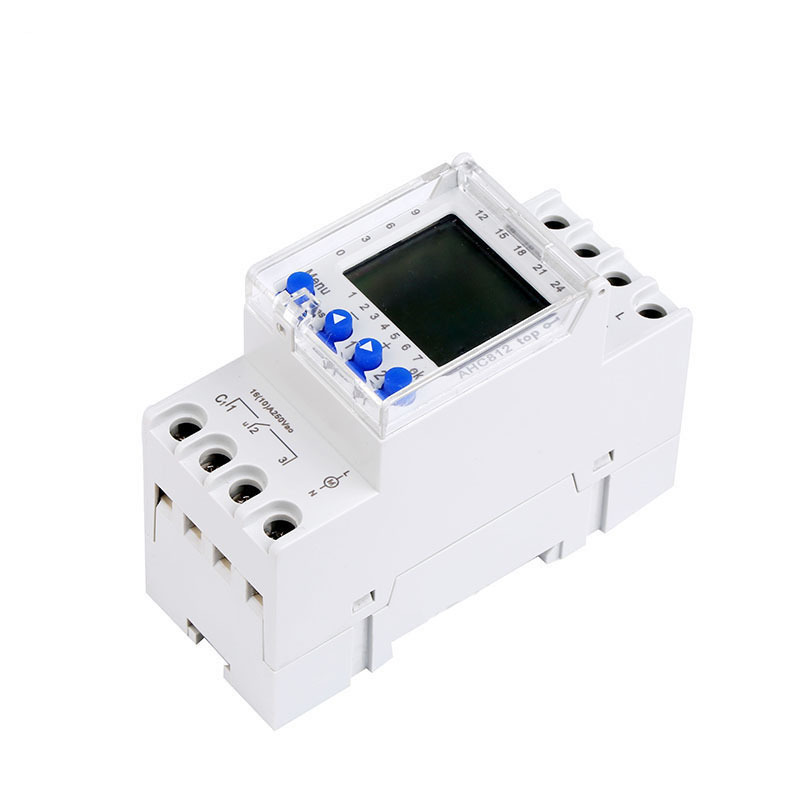 More Function Programmable Controller Timer Daylight Time Latitude And Longitude Second Control Holiday Pattern Electronic 220 0 01 999 second 8 terminals digital timer programmable time relay