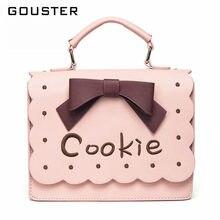 d10c04d6bbffa Sevimli yay kadın askılı çanta tasarımcısı küçük Flap kadın omuz Crossbody  çanta lüks çanta tatlı bayan