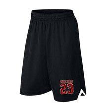 Мужские спортивные шорты для занятия баскетболом, беговые дышащие шорты с карманом, летние спортивные мужские шорты