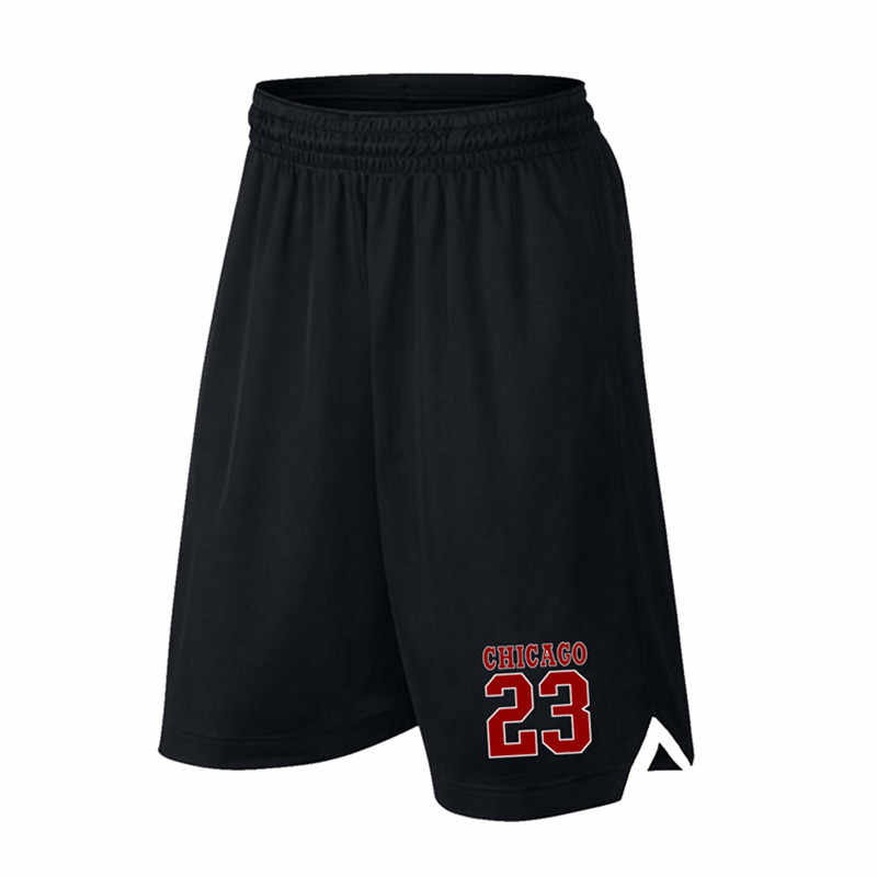 Men Basketball Shorts Sports Running Breathable Shorts With Pocket Summer Athletic Men's Shorts