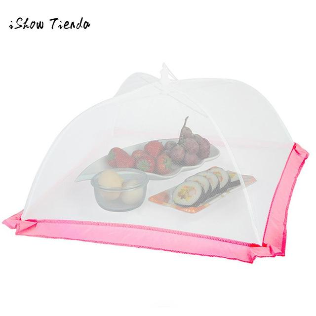 Kitchen Food Umbrella Cover Picnic Barbecue Party Fly Mosquito Mesh Net  Tent NEW table Meal Cooking mesh food covers-in Food Covers from Home &  Garden ...