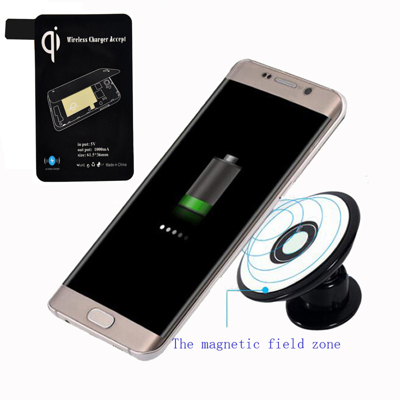 For Samsung Galaxy S5 Fast Charger 5v 2 1a Qi Magnetic