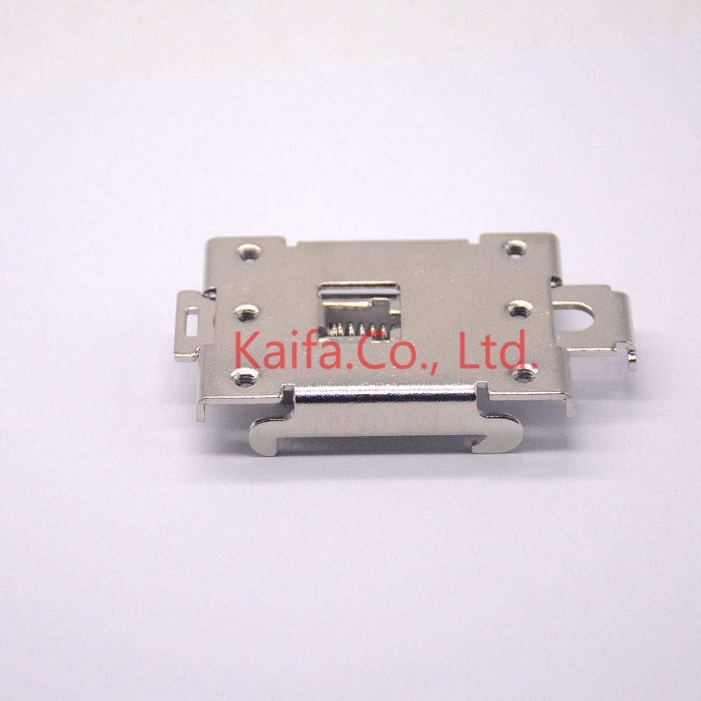 1pcs single phase SSR 35MM DIN rail fixed solid state relay clip clamp normally open single phase solid state relay ssr mgr 1 d48120 120a control dc ac 24 480v
