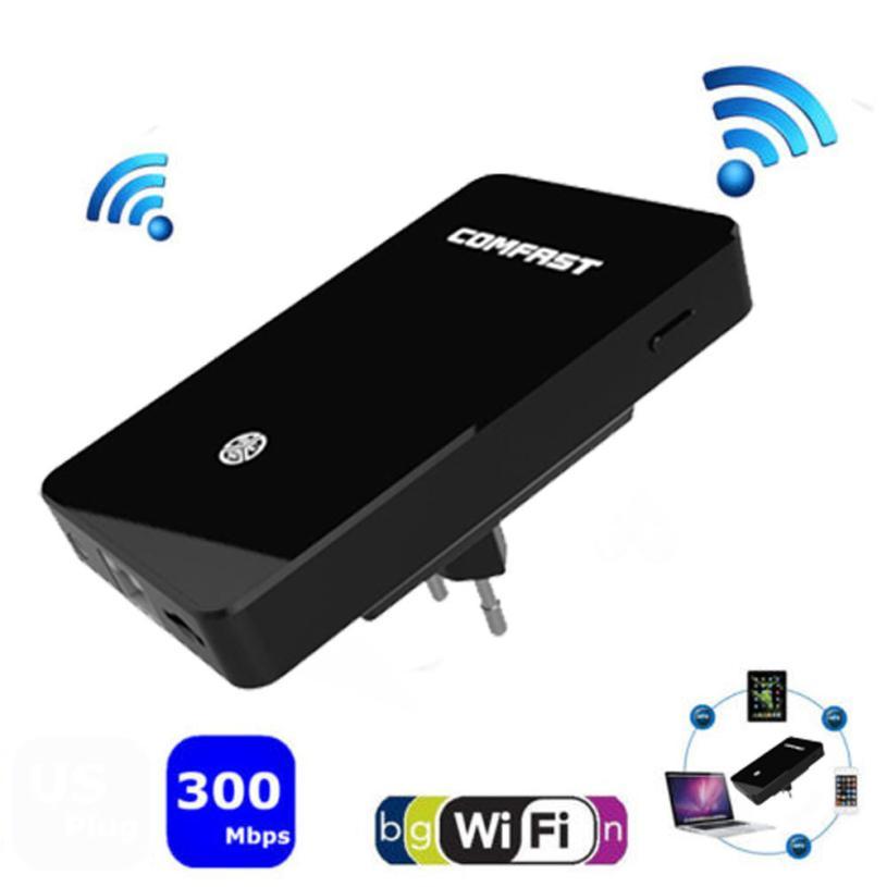 Best Price Wirless N Repeater Wifi Router 300Mbps Mini 802.11B/G/N AP Signal Range Extender