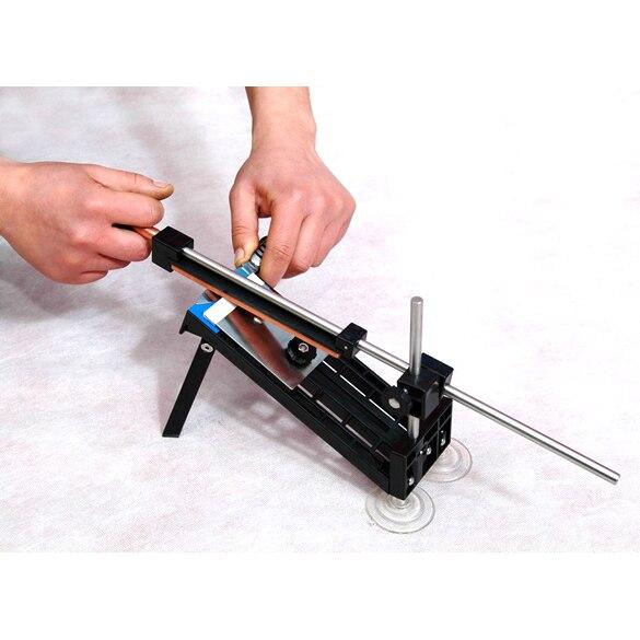 Creative Professionnel Fixe-angle Cuisine Couteau Sharpener Couverts Couteau Système D'affûtage Accueil Couteau de Cuisine Accessoires et Accessoires