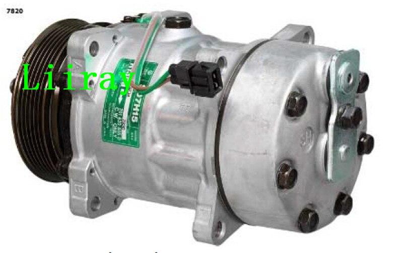 Auto ac compressor for VW Transporter IV 701820807A 701820805D 2D0820805D 701820805K 701820805F 701820805A 701820806D