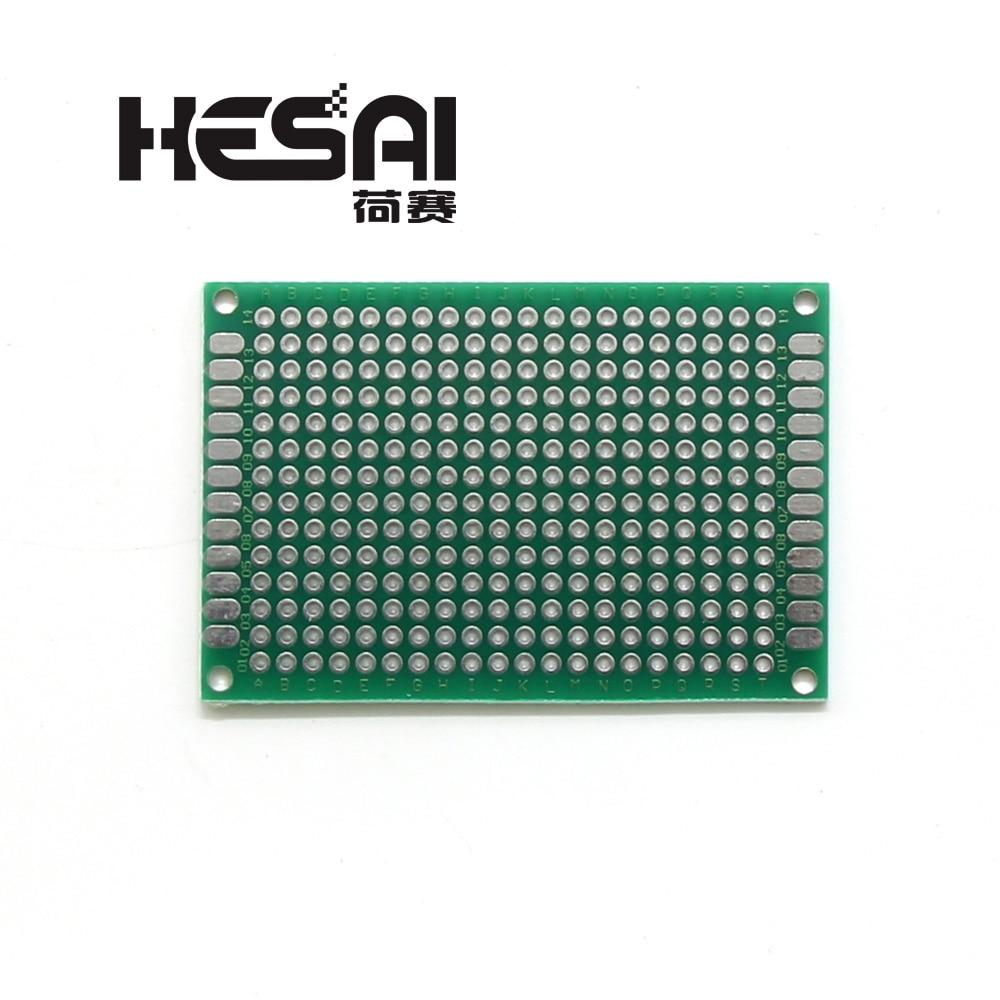 4x6cm PCB Double Side Prototype PCB DIY Universal Printed Circuit Board