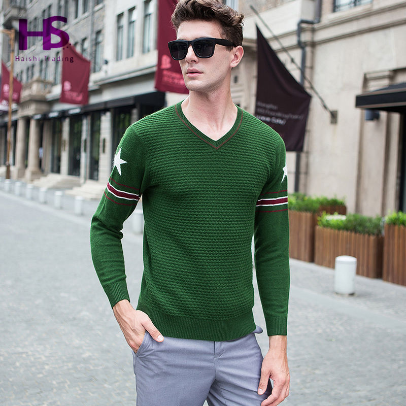 2015 Winter New Arrival England Style Sweater Men Fashion