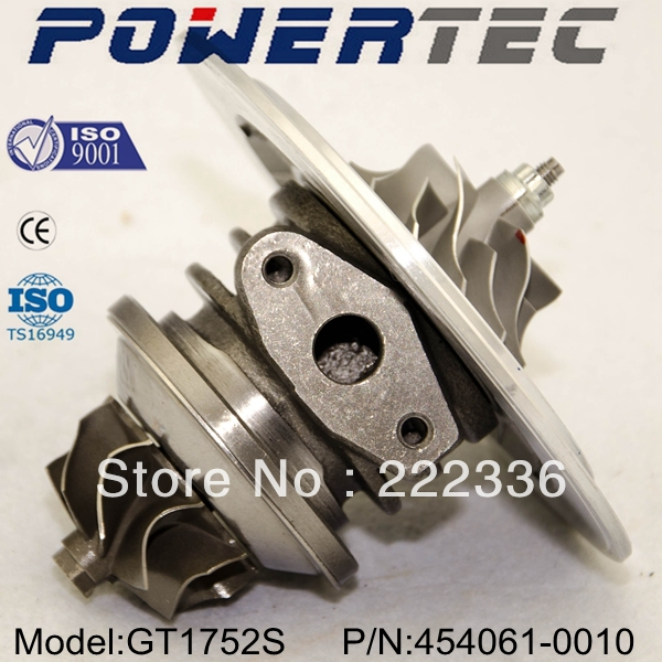 GT1752H for FIAT Ducato IVECO DAILY OPEL VAUXHALL RENAULT Master 2.8 turbo cartridge 454061-5010S 99460981 454061-0010