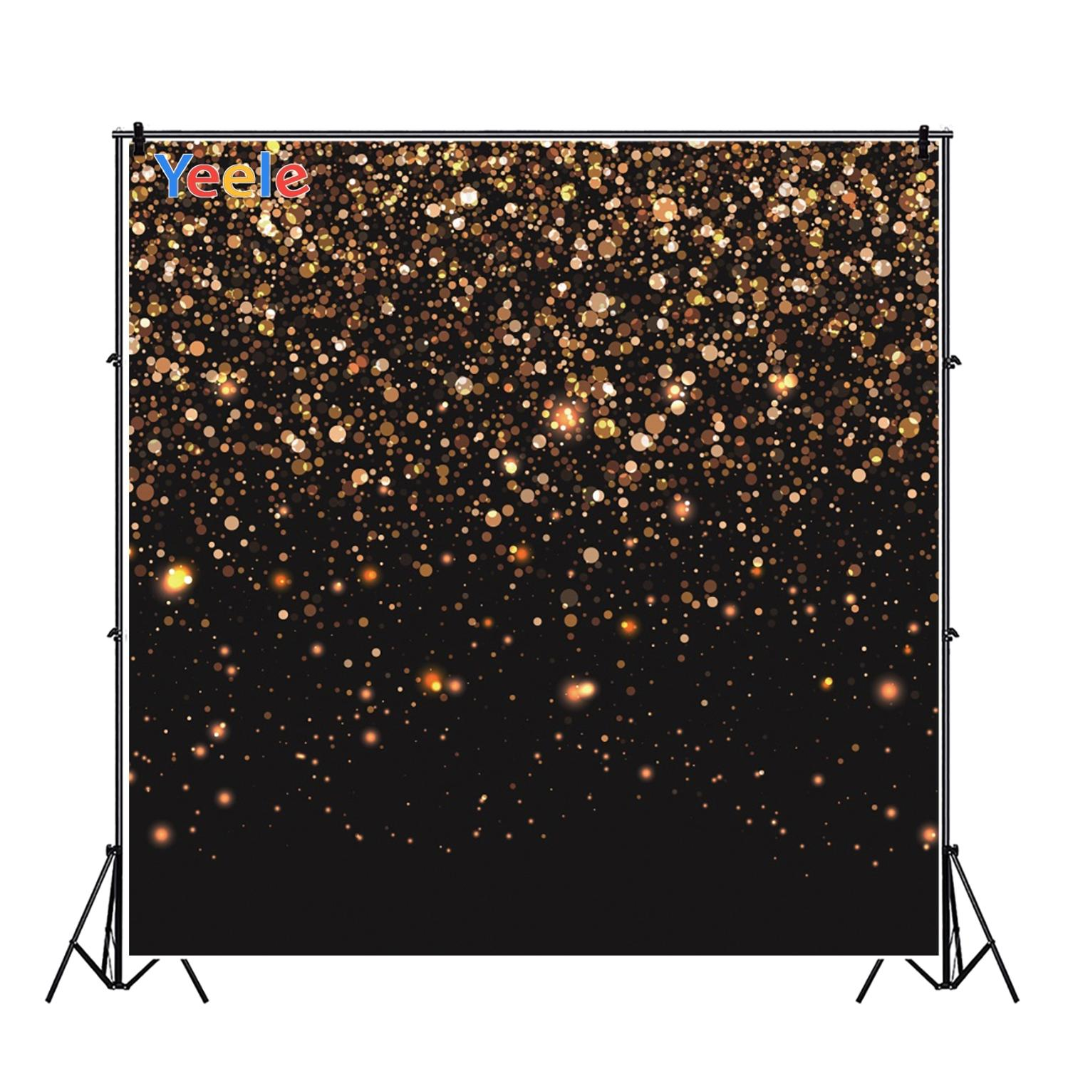 Yeele Wallpaper Fallen Sequins Break Lights Party Photography Backdrops Personalized Photographic Backgrounds For Photo Studio in Background from Consumer Electronics