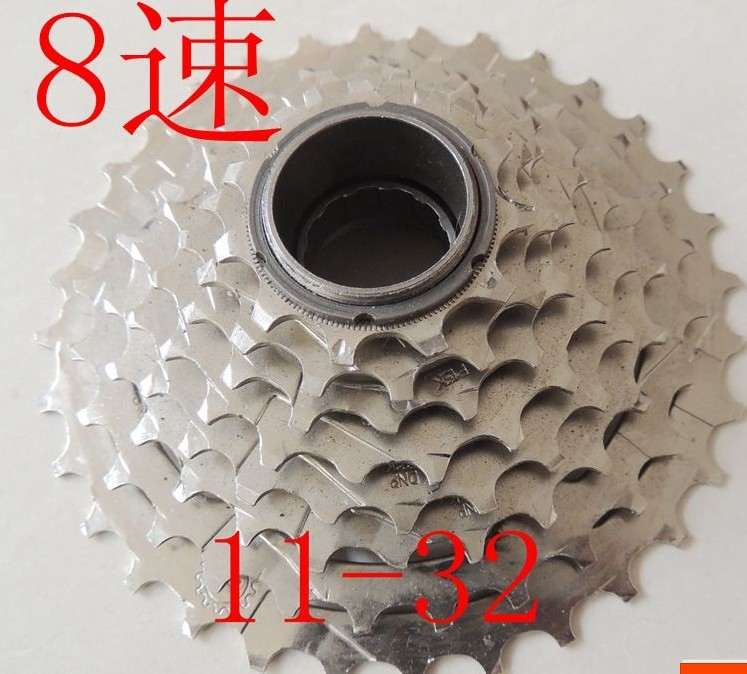все цены на Original Taiwan Dnp variable 7/8/9/10 speed flywheel mountain bike flywheel cassetle онлайн