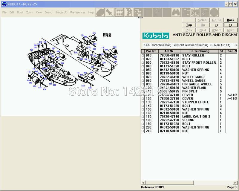 Super Kubota Pare Parts Catalog 2006 In Software From Automobiles Wiring Database Gramgelartorg