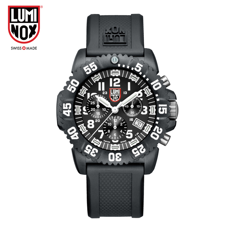 Luminox Made in Switzerland A.3081 XS.3081 A.3081.BO XS.3081.BO Military outdoor waterproof colorful luminous quartz men's Watch цена
