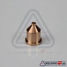 120931 تلميح/فوهة ل 1250 قطع الشعلة البلازما المواد الاستهلاكية 10/pkg