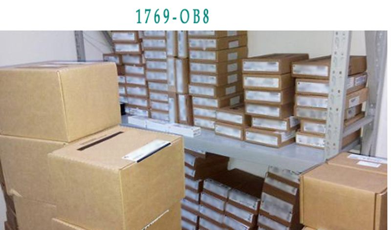 NEW 1769-OB8 1769-0B8 industrial control PLC module 5pcs new 1pcs ee 1010 om plc industrial use plc module industry automation t