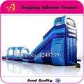 Высокое качество надувные водные горки с бассейном на продажу водопользователей детская горка для продажи раздувной хвастун
