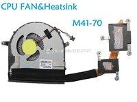 Laptop CPU FAN&Heatsink For Lenovo 310 15ABR 5H40P39701 M41 70 5H40J24198 460.04D0A.0021 THERMAL MODULE UMA L80ST New Original