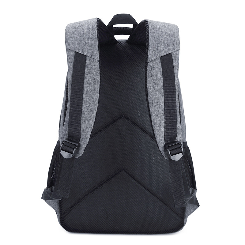 Casual waterproof Oxford Men Backpack Travel 15.6 inch Laptop Bag College School  Back Bag for Teenage. sku  32863801915 0d66363fc2125