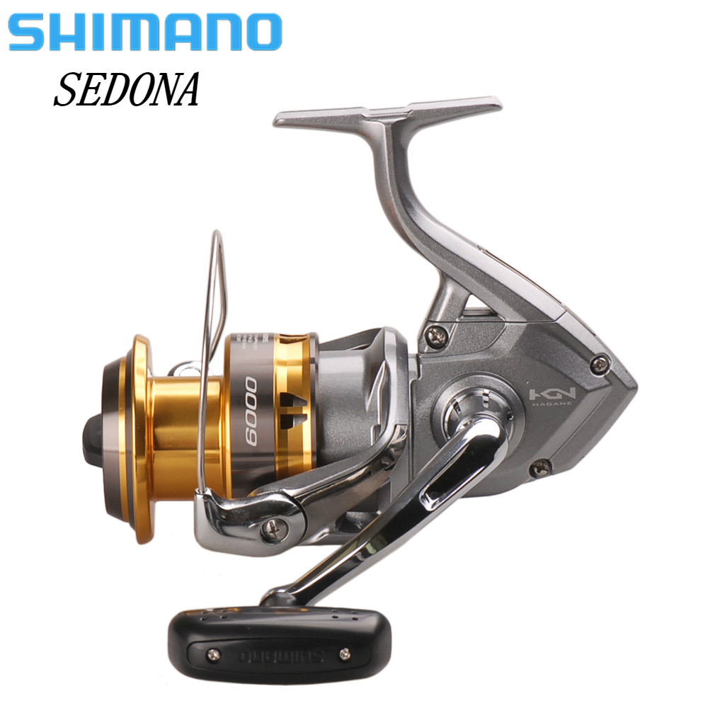 SHIMANO NEW SEDONA 6000 8000 Spinning Fishing Reel 3+1BB Hagane Gear Carretilha De Pesca Molinete Peche Saltewater Fishing Reel недорго, оригинальная цена