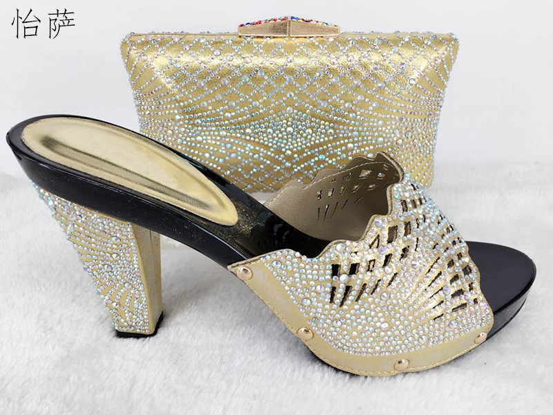 New Design Italian Shoe with Matching Bag Fashion Lattice Pattern Italy Shoe and Bag To Match African Women party Shoes  Hlu1-25 new design italian shoe with matching bag fashion italy shoe and bag to match african women shoes for party size 37 43 hs001