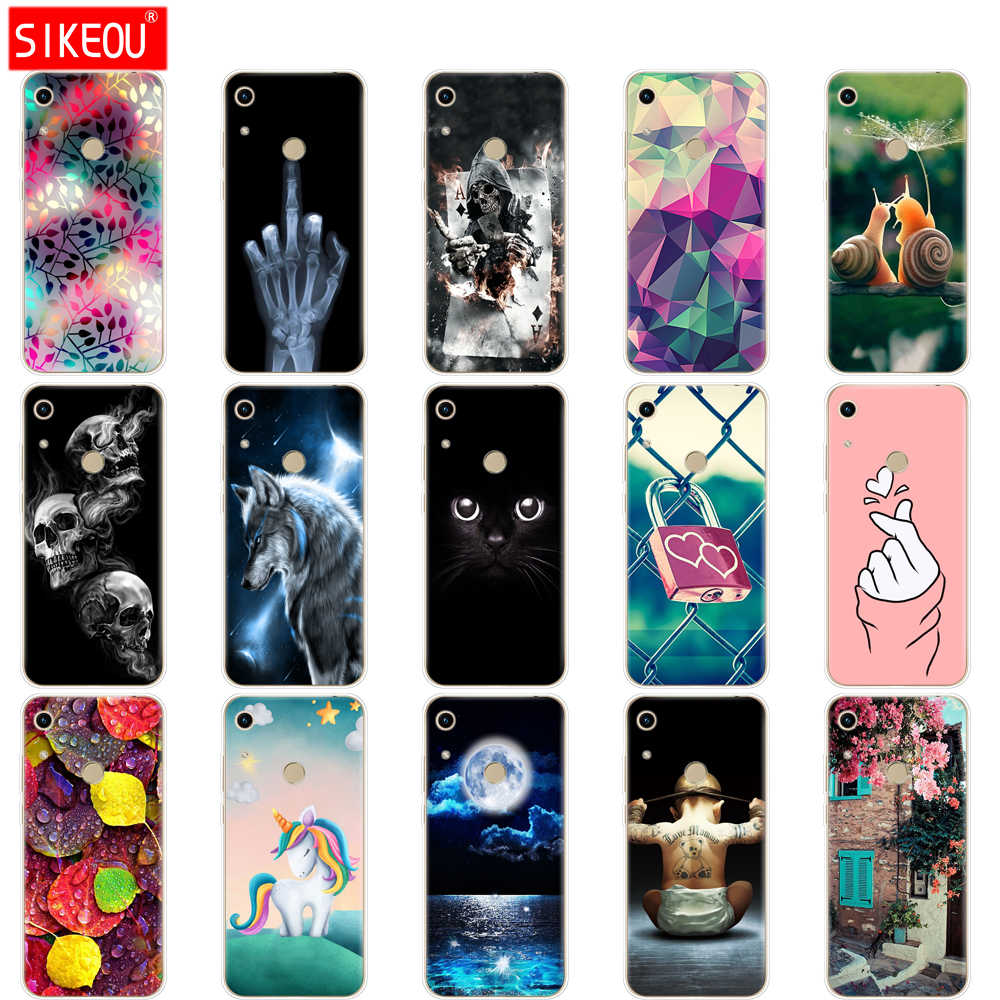 Honor 8A Case For huawei honor 8A Case Silicone TPU back Cover Phone Case On Huawei Honor 8A JAT-LX1 8 A Honor 8A pro JAT-L41