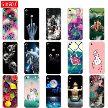 For Honor 8A Case For huawei honor 8A Case Silicon TPU back Cover Phone Case On Huawei Honor 8A JAT-LX1 8 A Honor 8A prime honor 8a case for huawei honor 8a case silicone tpu cute back cover phone case on huawei honor 8a jat lx1 8 a honor8a case soft
