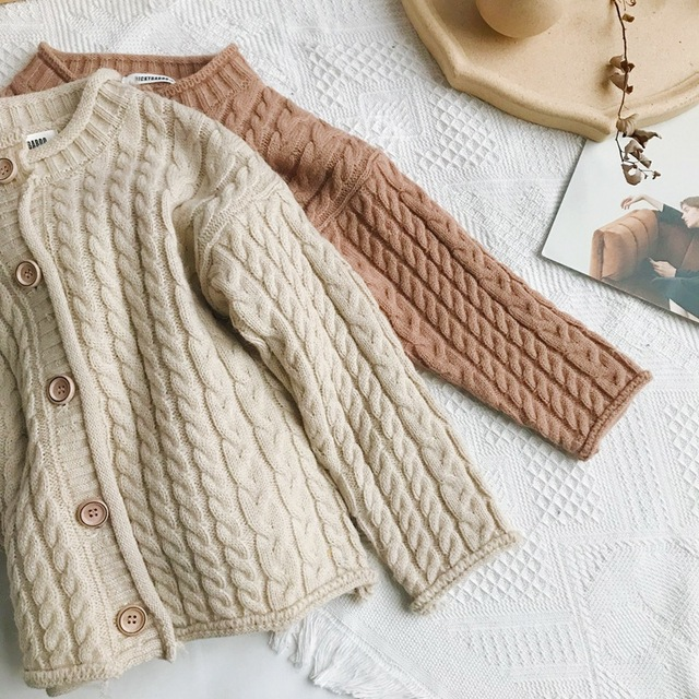 6f25d84f728d 1 7 Years Baby Girls Sweater Children Clothing 2019 Spring Hand Down ...