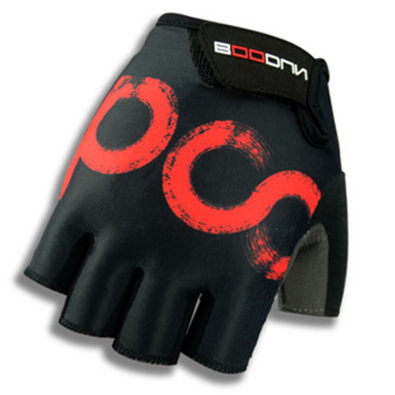 BOODUN S-XXL Men Women Cycling Gloves Half Finger Gel Bike Gloves Kids  BMX Boys Girls Bicycle Glove Gym Crossfit Sport Gloves