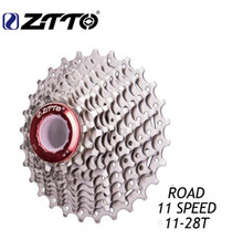 ZTTO Road Bike Bicycle Parts 11 Speed Freewheel Cassette Sprocket 11-28T Compatible For Parts 105 5800 UT 6800 DA 9100 original dura ace 9100 cs r9100 hg cassette sprocket 11 speed road bicycle freewheel