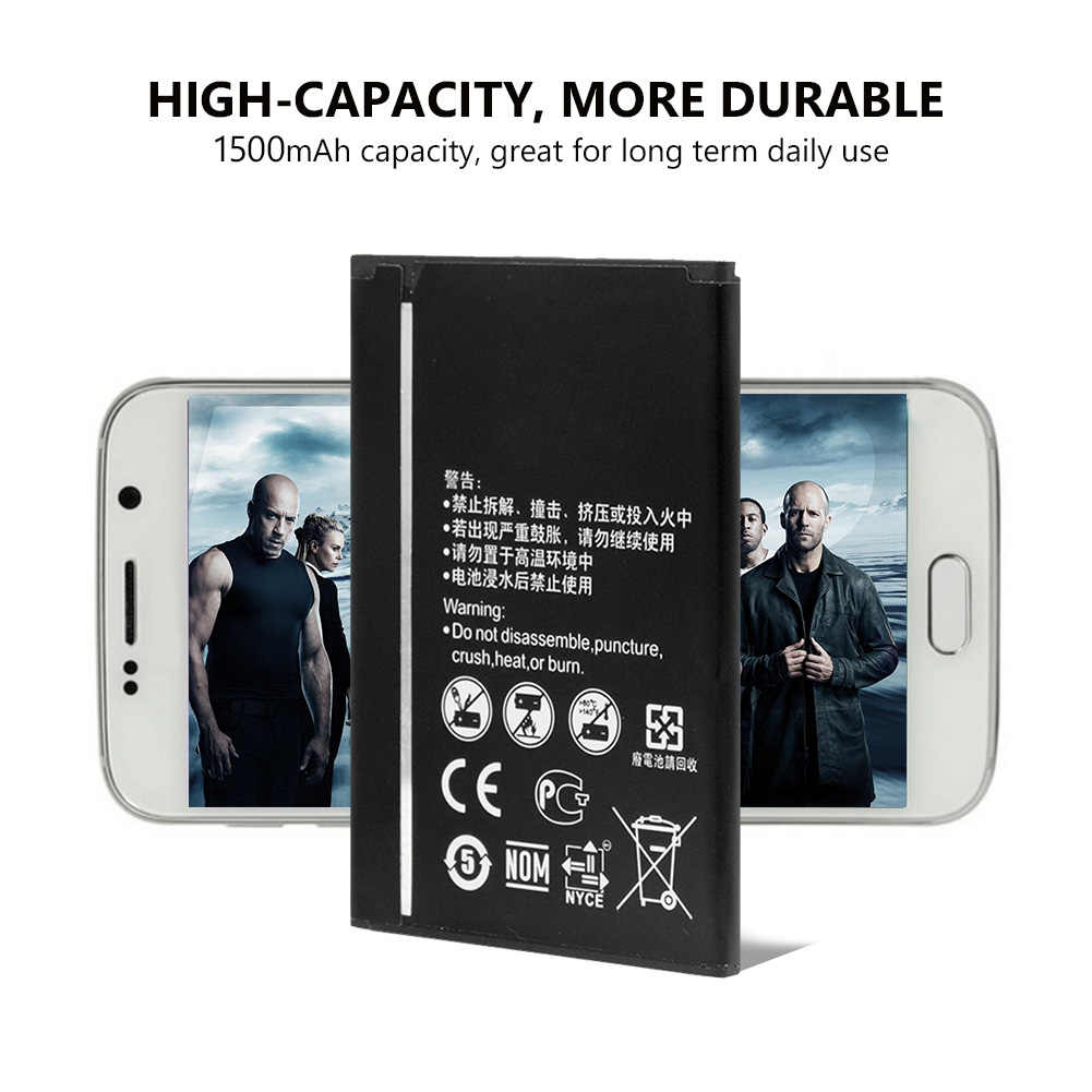 YCDC Original HB434666RBC Phone Battery For Huawei E5573 E5573s-32  E5573s-806 E5573s-606 Router Battery High Capacity 1500Mah