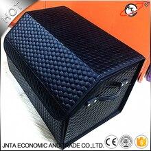 ATL новый тип футбол кожа автомобилей Укладка Уборка багажник автомобиля коробка для хранения Высший сорт кожи хранения CS08