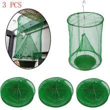 3 pcthe Ultimate Red дрозофилы ловушки для мух Топ Ловец муха ОСА насекомое убийца насекомых flycatc Лидер продаж 3,19