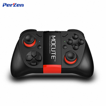 10pcs/lot Wireless Bluetooth MOCUTE Game Controller Joystick Gamepad Joypad For Smart Phones For 3D VR Glasses By DHL Free