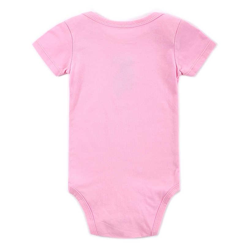 3 5 stücke baby body 100% baumwolle infant körper baby kurzen ärmeln clothing overall gedruckt baby baby-mädchen-strampler baby clothing