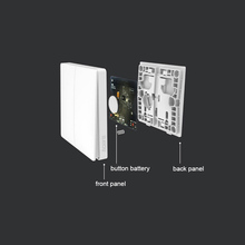 In Stock! 2017 New Xiaomi Aqara Smart Light Control ZiGBee Wireless Key and Wall Switch Via Smarphone APP Remote smart home kit