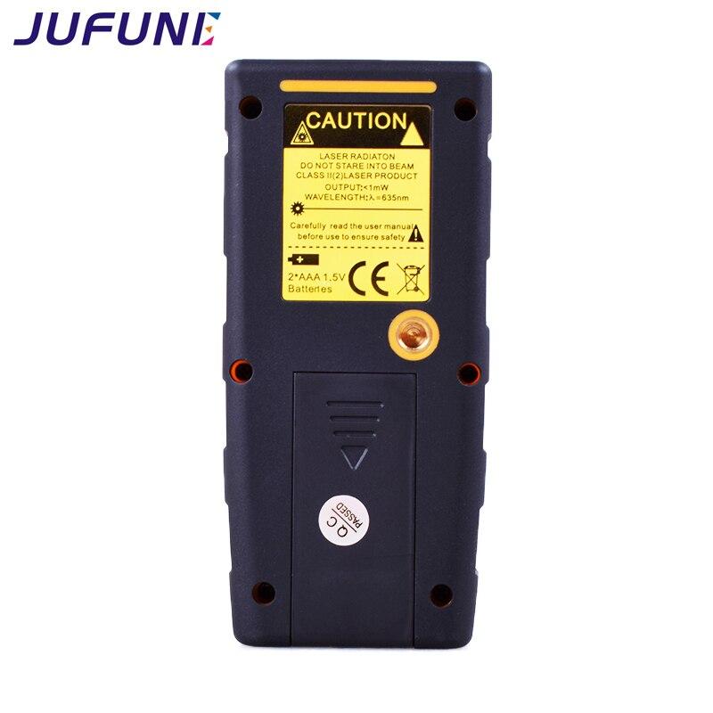 Misura del telemetro laser digitale Jufune CP-80S - Strumenti di misura - Fotografia 5
