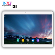 Original 4G LTE 10.1 inch tablet pc 10 core android 7.0 RAM 4GB ROM 64GB 1920*1200 Dual SIM card WiFi Tablets Handheld computers