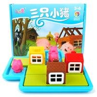 Hide & Seek 48 thách thức và giải pháp IQ Đào Tạo Đồ Chơi Giáo Dục Mềm Montessori trẻ em thông minh sáng tạo đồ chơi tương tác