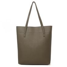 Ankareeda Women's Soft Leather Handbag High Quality Women Shoulder Bag Luxury Brand Top-Handle Bags Fashion Women's Handbags