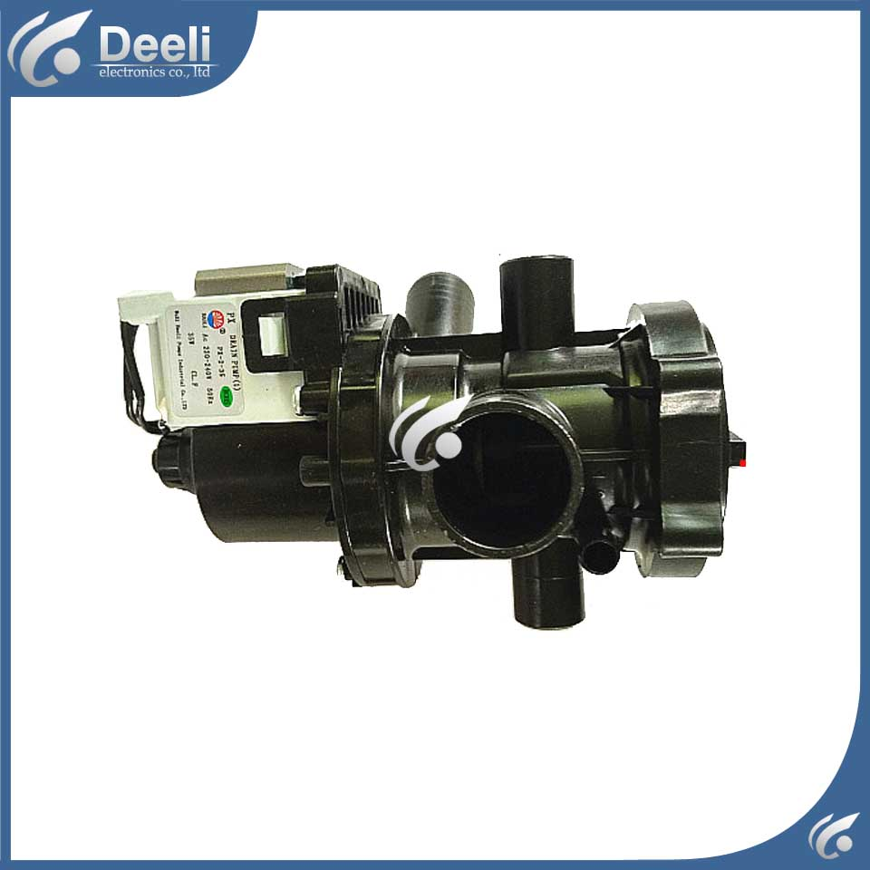 new for parts drain pump PX-2-35 AC220-240 35W drain pump motor good working 1pcs new parts drain pump bpx2 8 drain pump motor good working