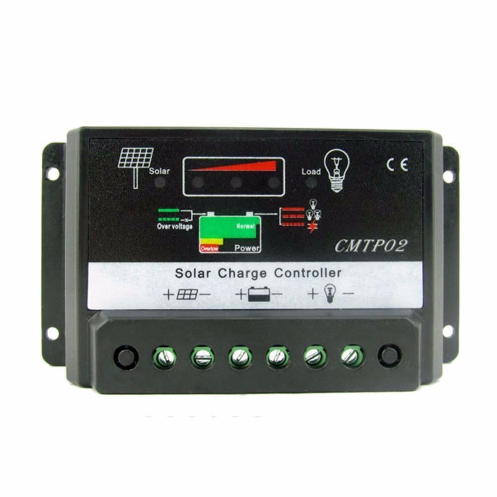 20A MPPT Solar Panel Battery Regulator Charge Controller 12V 24V Auto Switch 12v 24v 20a waterproof auto switch pwm solar panel cell battery regulator charge controller
